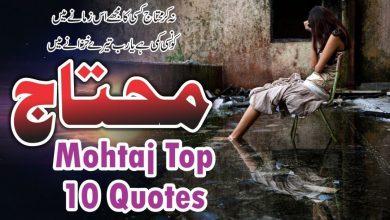 Top 10 on Mohtaj