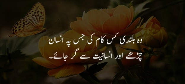 Photo of 35 Best urdu quotes for change your life with images