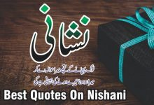 Photo of Nishani 13 best life changing quotes with images