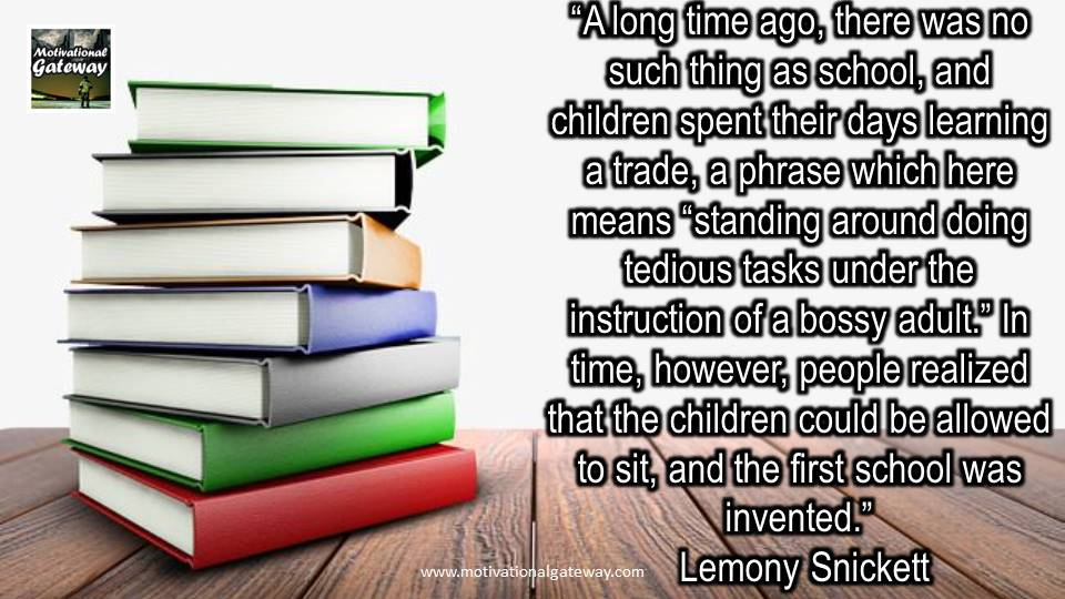 Inspirational quotes on Education !!