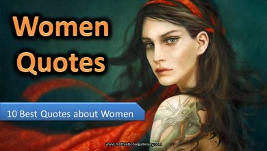 Photo of women quotes – Top ten quotes about women