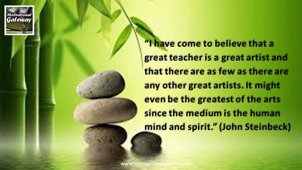 Teacher day quotes