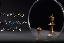 Photo of Inspirational quotes in urdu with images