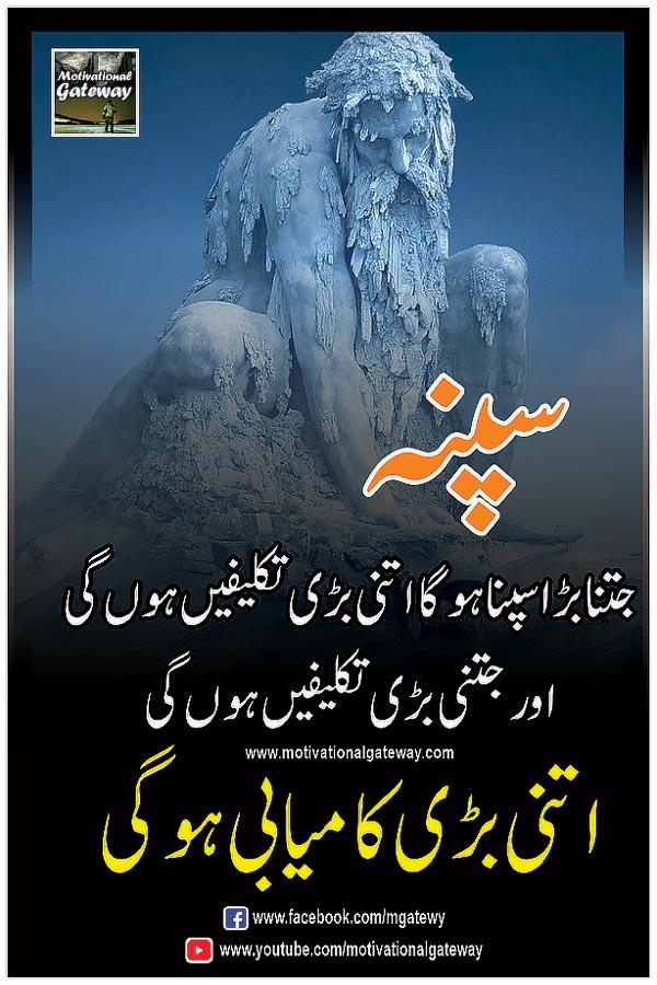 sapna,khuwab,urdu poetry on khuwab, urdu aqwal, best urdu quotes about life, success urdu quotes, life changing urdu quotes,