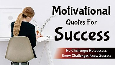 Motivational Quotes For Success