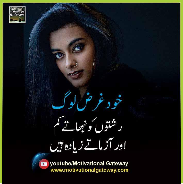 Khud Gharz log