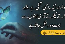 Photo of Qeemti Batein Urdu Quotes Collection