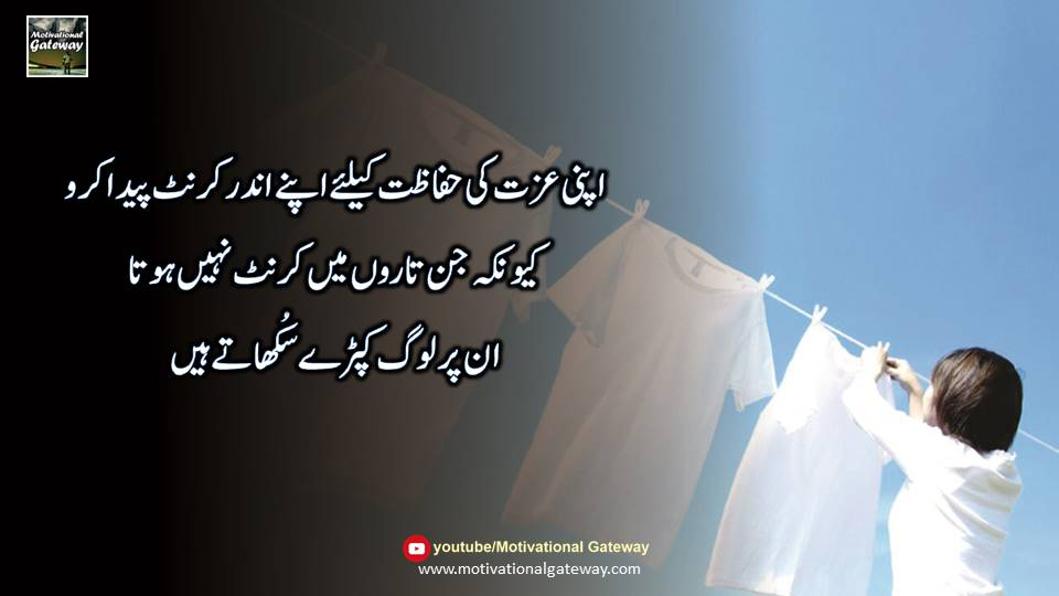 respect quotes in urdu